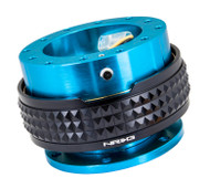 NRG - Quick Release PYRAMID GEN 2.1 (New Blue Body/Black Ring)