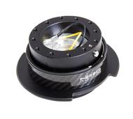 NRG - Quick Release GEN 2.5 (Black Body/Carbon Fiber Ring)