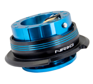 NRG - Quick Release GEN 2.9 (Blue Body/Blue Striped Ring)