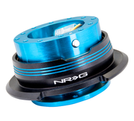 NRG - Quick Release GEN 2.9 (New Blue Body/Blue Striped Ring)