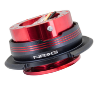 NRG - Quick Release GEN 2.9 (Red Body/Red Striped Ring)