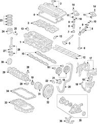Honda - OIL SEAL (80X100X10) (NOK) - ACURA (91214-PLE-003)
