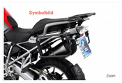 "BMW R1200GS LC Pannier Frames - ""Lock-it"" (black)"