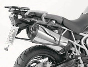 "TRIUMPH Tiger 800 / Tiger 800XC Pannier Frames - ""Lock-it"" (black)"