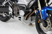 YAMAHA XT1200Z Super Ténéré Crash Bars - Lower (black)
