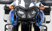 YAMAHA XT 1200 Z / XT 1200 ZE Super Tenere Hepco & Becker Headlight Grill
