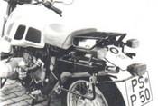 BMW R80G/S Paris-Dakar Hepco & Becker Pannier Frames (black)