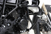 Hepco & Becker Lower Crash Bars - Black - BMW F650 GS Twin from 2008