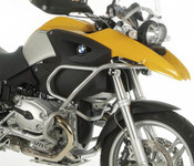 Hepco & Becker Upper Crash Bars - BMW R1200GS 2004 - 2007