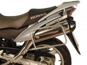 "HONDA XL1000V Varadero Pannier Frames ""Lock-it"" (black)"