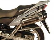 HONDA XL1000V Varadero Pannier Frames (black) - B
