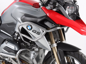 BMW R1200GS LC (2013-2016) Hepco & Becker Upper Crash Bars (silver)