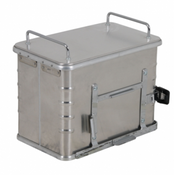 Hepco & Becker ALU STANDARD 40 Litre Side Case Set