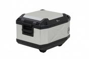 Hepco & Becker XPLORER 45 Litre Top Case (Silver)