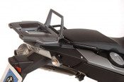 BMW F800GS Rear Rack - Alurack (black)