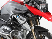 BMW R1200GS LC Crash Bars - Upper (black)
