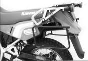 KAWASAKI KLR650 Pannier Frames (black) - A