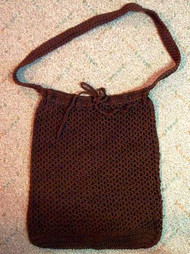 CMPATC002 Small Crocheted Bag