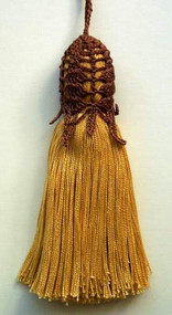 CMPATC019 - Pattern for Tassel - Gold