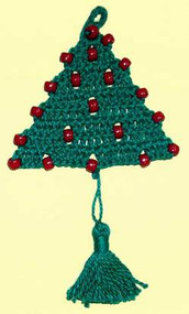 CMPATC024 - Mini Beaded Christmas Tree