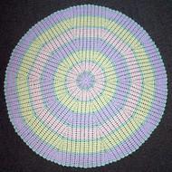 CMPATC042 - 4ply Circular Shawl