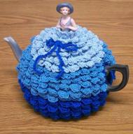 CMPATC047 - Porcelain Doll Petal Tea Cosy