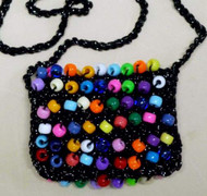 CMPATC051 - Quick Small Beaded Bag Using Jug Beads