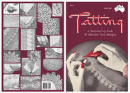 PARC142R Tatting Book 1 Fascinating delicate lace designs