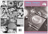 PARC105R Tatting Designs - Household Linens and Personal Wear