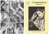 PARC148R Crocheted Gloves Book No 2