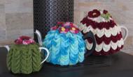 CMPATC065 Petal Tea Cosy (2, 4 & 6 cup)