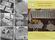 PARC134R Crocheted Doilies, Cloths and Mats
