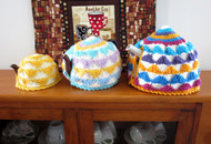 CMPATC071PDF No Seams Tea Cosy in 3 Sizes (2, 4 & 6 - 8 cup)