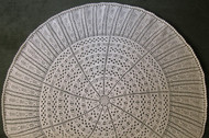 CMPATC066PDF The Star Attraction - 3ply Circular Shawl