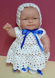 "CMPATC052PDF - Outfit for 10"" Itty Doll"