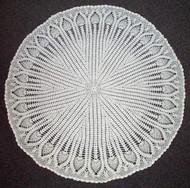 CMPATC043PDF - Pineapple Circular Shawl