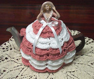 CMPATC039PDF - Crinoline Doll Tea Cosy