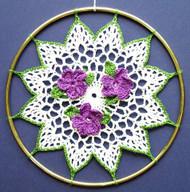 CMPATC014PDF - Violets Sun-Catcher