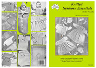 PARK303R Knitted Newborn Essentials