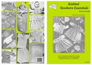 PARK303R Knitted Newborn Essentials