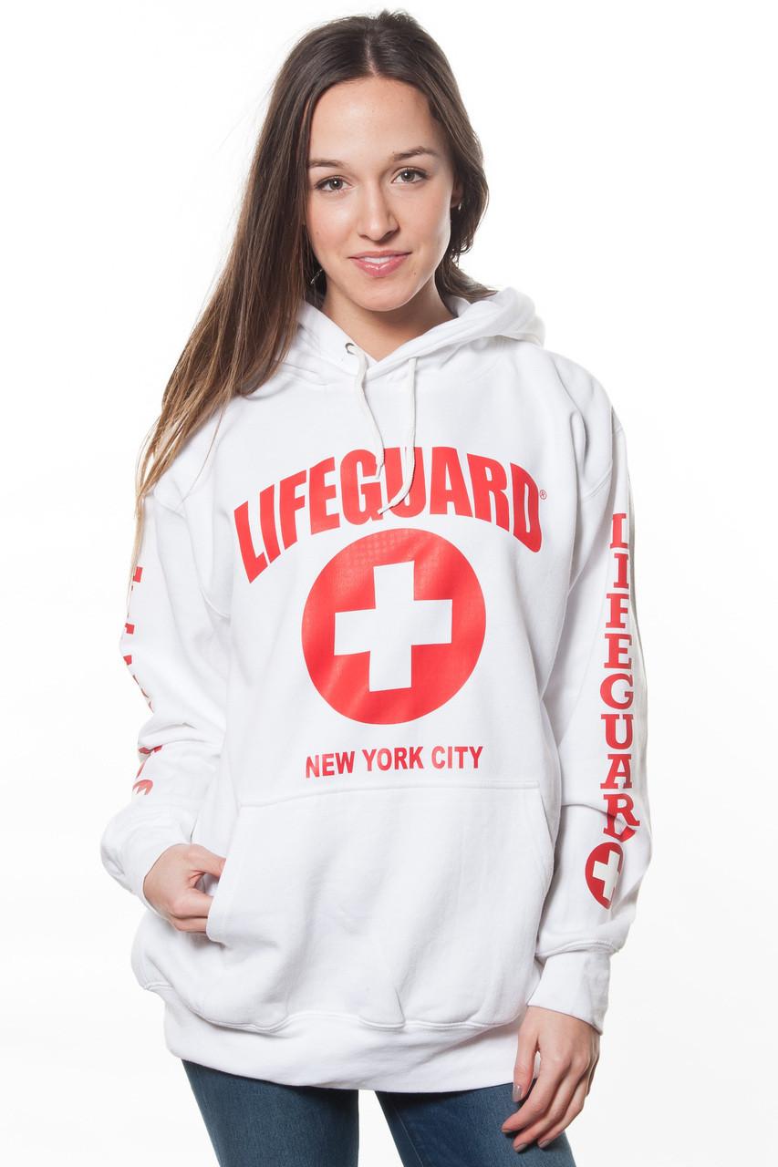 Life guard hoodie