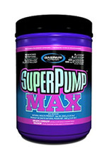 Gaspari Nutrition Superpump Max Pre-Workout Powder - Grape, 640g