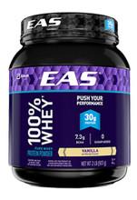 EAS 100% Whey Protein Powder - Vanilla 5 Lbs