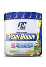 Ronnie Coleman Yeah Buddy Pre Workout Powder - Irish Apple, 240Gm 30 Servings