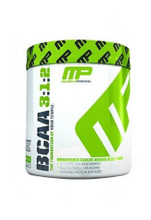 MusclePharm BCAA 3:1:2 Powder - Blue Raspberry, 30 Servings