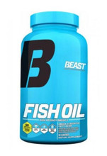 Beast Sports Nutrition 	Beast Fish Oil - Citrus Flavor, 90 Softgels