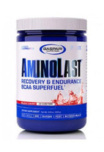 Gaspari Nutrition Aminolast - Black Cherry, 30 Servings