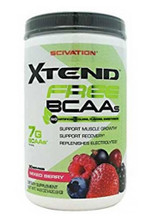 Scivation Xtend Free - Mixed Berry, 30 Servings