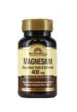 Windmill Magnesium Oxide 400 - 60 Capsules