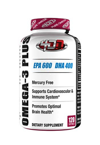 4DN - 4 Dimension Nutrition Omega - 3 Plus 120 Servings